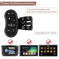 Inalámbrico coche volante Botón Mando a Distancia Para Auto Estéreo DVD GPS #