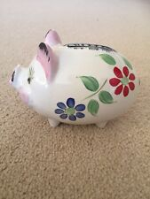 Dendan Ware China Pig Money Box