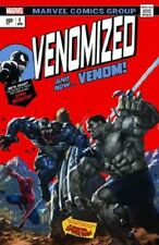 Venomized 1 SKAN Incredible Hulk 181 Homage Variant