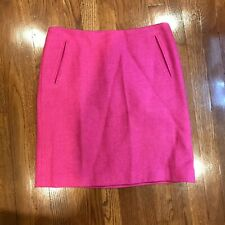 Talbots Petite Pink Casual Business Work Pockets Skirt Womens Size 2P