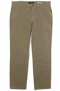 Arizona Twill Jeans Scott Herren Stretch Straight Fit Kurzgröße Untersetzt 26
