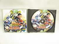 SAMURAI SHODOWN RPG Neo Geo CD SNK Neogeo Import Japan Game nc