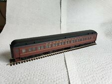 Walthers HO PRR Pennsylvania Heavyweight Paired Window Coach Passenger Car