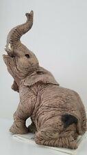 Martha Carey The Herd Nip # 3106 Elephant Marty Sculpture