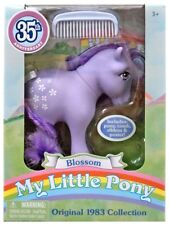 My Little Pony 35th Anniversary Original 1983 Collection Blossom Figure