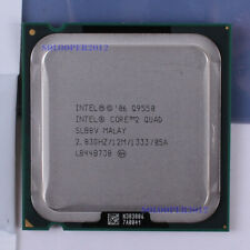 Intel Core 2 Quad Q9550 CPU LGA 775 SLB8V Processor 2.83 GHz 12M/1333/05A