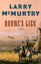 Boone's Lick by Larry McMurtry Hardcover 2000