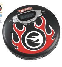 Emerson Hot Wheels Portable CD Player 2008 *READ