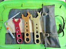 Rickman Montesa Grande Llave Inglesa Llave Moto Tool Kit 32MM 38MM 42MM