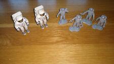 Astronaut Figure set of 6