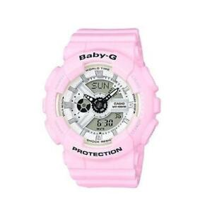 Casio Baby-G BA-110BE-4A Standard Analog Digital Ladies' Watch