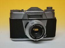 Voigtlander Bessamatic with 50mm Color-Skopar F 2.8