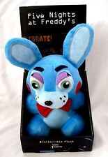 "Five Nights at Freddy's 10"" Bonnie Blue Rabbit Plush-FNF 10"" Bonnie Plush-New!"