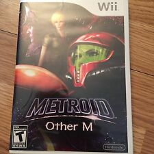 Metroid: Other M Nintendo Wii Complete W2
