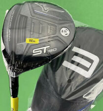 Mizuno ST 190 Fairway 3-Wood 15* 3W LEFT Hand Atmos Red Regular R-Flex NEW 78775