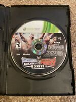 Xbox 360 - WWE SmackDown vs. Raw 2011 - Disc Only - Tested & Guaranteed