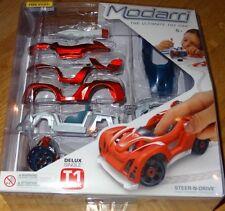 Delux T1 Track Delux Modarri Ultimate Toy Car Design, Build Steer-N-Drive
