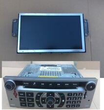 PEUGEOT 407 mp3 GSM CD AUTORADIO RADIO navigazione 96614505yp rt3 + DISPLAY LCD