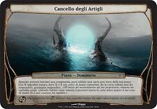 PLANECHASE PLANE PIANO Cancello degli Artigli - Talon Gates MTG MAGIC PCh Ita