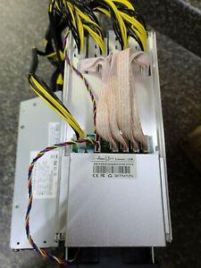 Bitmain Antminer L3++ 580Mh with PSU & Custom Blissz firmware