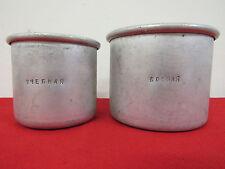 Russian Soviet Afganistan War Drinking Mugs Set. 2 pcs.