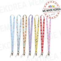BT21 Baby Character Neck Strap 25 x 460mm 7types Official K-POP Authentic Goods