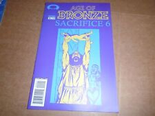 AGE OF BRONZE #15 Image Comics 2002 NM