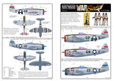 Kits-World 1/72 P-47D Thunderbolt # 72052