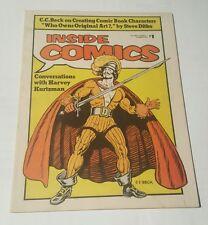 Inside Comics # 2 , 1974