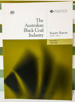 Australian Black Coal Industry Inquiry: Productivity Commission Final Report!