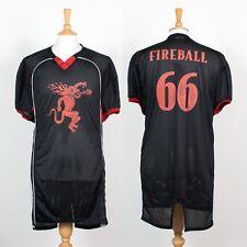 USA American Football Jersey Camicia per essere indossati con Cuscinetti Armatura Gioco JERSEY L
