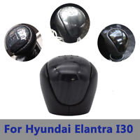 Black Gear Shift Knob Shift Lever Pen For Hyundai Elantra I30 For Kia Soul