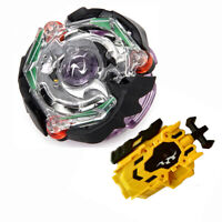 Beyblade Burst  Booster Kreis Satan Satomb Combat B74 With String Launcher YZ