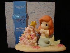 zm Precious Moments-Disney-Ariel-Little Mermaid-Part Of My Christmas World