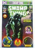 DC WALMART 100-PAGE Giant SWAMP THING (2019) #1 Newsstand Variant HTF Ships FREE