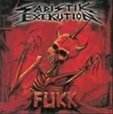 SADISTIK EXEKUTION - FUKK (NEW CD)