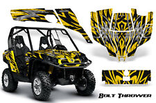 CAN-AM COMMANDER 800R 800XT 1000 1000XT 1000X GRAPHICS KIT DECALS STICKERS BTY
