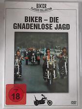 FSK 18 - Biker - Die gnadenlose Jagd - Von der Gang ausgeschlossen - Alex Rocco