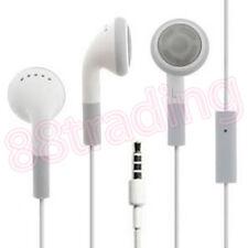 Cuffie auricolari + microfono per iPod Nano 6 6G 6a generazione UK