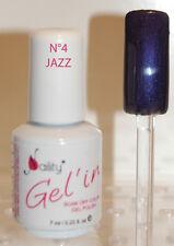 Vernis Semi Permanent NAILITY n°4 Jazz 7ml Gel Polish 0.23 fl oz UV/LED