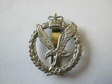 Ejército Air Corps Boina INSIGNIA Británico Militar - Latón Base Metal