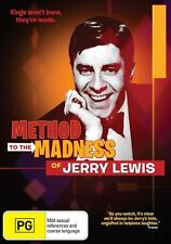 Method To The Madness Of Jerry Lewis (DVD, 2012)