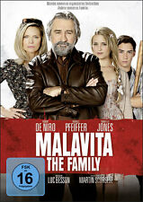 Malavita - The Family - Robert de Niro - DVD (x)