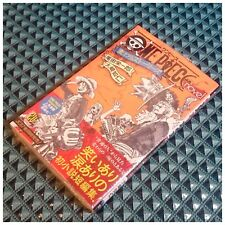 Jump Books One Piece Novel -Mugiwara Stories- + Bonus Card (1 Random) Japan