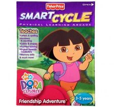 Fisher Price Smart Cycle Dora software