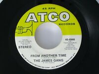 James Gang Standing In The Rain / From Another Time 45 ATCO 1973