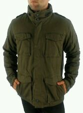 O'NEILL - Mens Warrior Green Advanced m65 Jacket Coat Size:Large BNWT