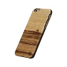 MAN & Legno Custodia Per iPhone 6s/6 terra in legno naturale