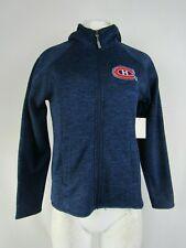 Montreal Canadiens NHL G-III Women's Full-Zip Sweatshirt