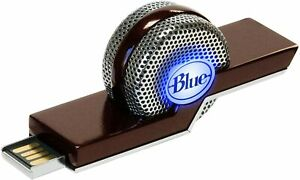 Blue Microphones Tiki Ultra Compact USB 2.0+ Microphone for  PC and Mac